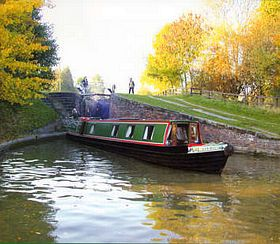 Middlewich Narrowboats © Phillippa Brown