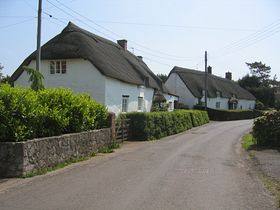Thatched Cottages © Paul Crosier