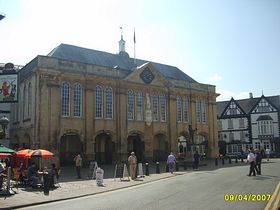 Shire Hall Monmouth  ©Dave Wilton
