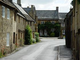 Montacute Village © Peter Richardson