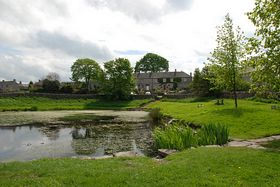 Village pond Monyash © Steve Rhodes