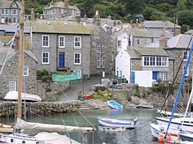 Mousehole Harbour © Peter Marks