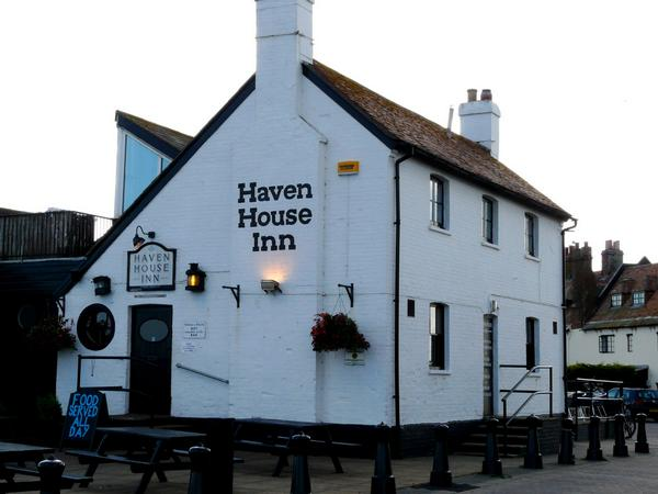 Haven House Inn, Mudeford Quay, Dorset