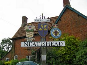 Village Sign © Peggy Cannell