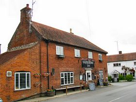 The White Horse Inn. © Peggy Cannell