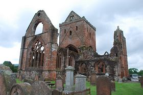 Sweetheart Abbey, New Abbey, Dumfries and Galloway © David Palmquist