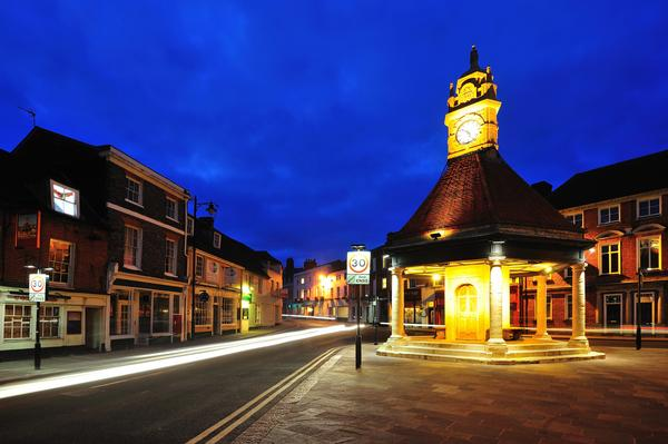 The Clock House, Newbury, West Berkshire