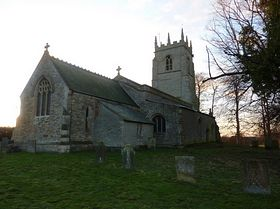 North Carlton Church © Ewan Robson