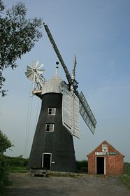 North Leverton Windmill © Jonathan McGuinness