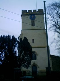 Church Tower restoration completed either 2004 or 2005 © Ryan Noble