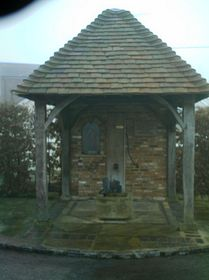 Schorne Well, restoration completed in 2005 © Ryan Noble