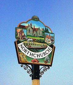 Northchurch sign © Linda Rollitt