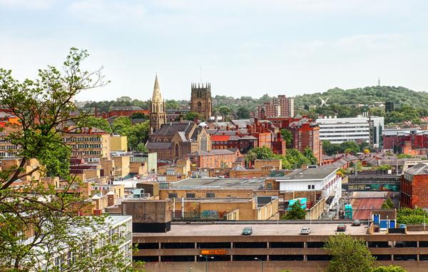 The Nottingham Skyline