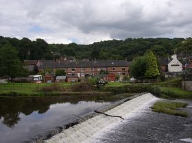 The River Churnet © Berenice Baynham