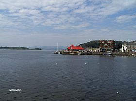 Oban, Looking towards Mull © James Craig