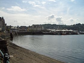 Oban Bay © James Craig