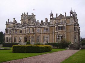 Thoresby Hall Hotel, near Ollerton © Linda Gamston