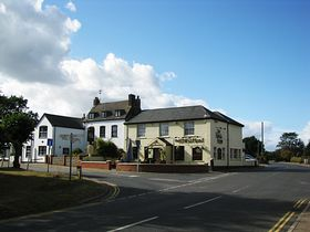 The Kings Head Public House. © Peggy Cannell