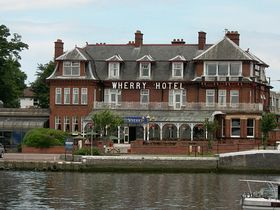 The Wherry Hotel © Peggy Cannell