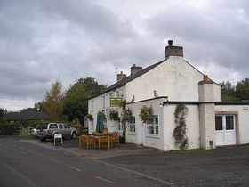 The Fox Inn © Rod Morris
