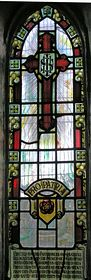 Thankful Village Memorial Window © Rod Morris