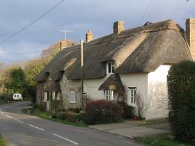 Owermoigne Cottages © Chris Jones