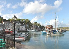 Padstow Harbour © David Edington