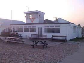 Pagham Yacht Club © Richard Leah