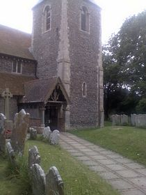 Pagham Church © Richard Leah