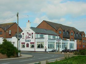 The Jolly Sailors Pub and Restaurant. © Peggy Cannell