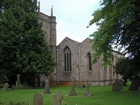 Holy Trinity Church © Rod Morris