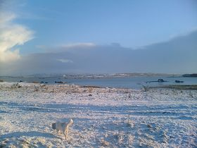 View from Penclawdd © Paul Williams