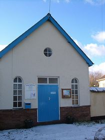 Pennymoor Congregational Chapel EX16 8LQ © Mary Davey