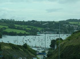 Penryn Harbour © Dave Quinnell