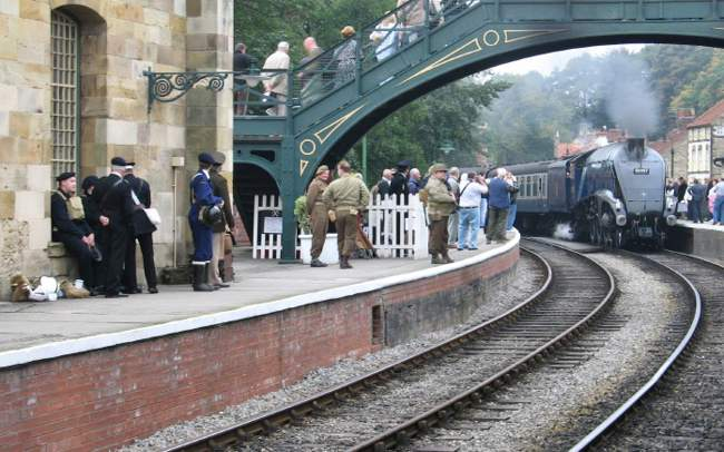 Pickering War Weekend © Paul Lakin