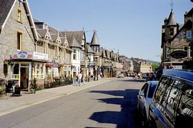 Pitlochry &copy: Mike Nass