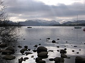 Ullswater Lakeside Walk - 5 mins walk from Pooley Bridge - March © Mrs Chris Bradley