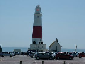 Portland Bill lighthouse © Dave Quinnell