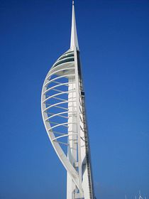 The Spinnaker Tower © Trever Saunders