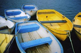 Mooragh Park Boats © Christopher Jones Photography 2007