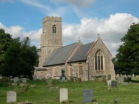 St. Margarets Church Reydon © Peggy Cannell