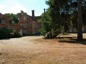 Reydon Hall, birthplace of Agnes Strickland (Authoress) © Peggy Cannell