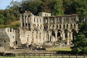 The Abbey Ruins. © Mr Philip Moon (HKt.B)