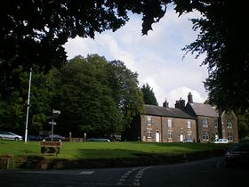 Village green and stock's © Philip Cookson