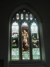 Memorial Window © Rod Morris