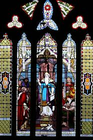 St Romald's Stained Glass Window  © Su