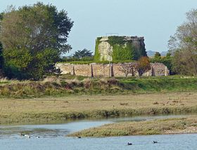Martello Tower © Barry Yates