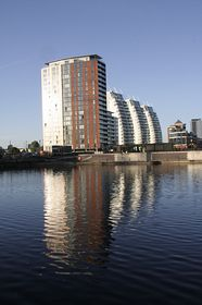 Salford  Quays © Jeff Shepherd