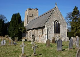 All Saints Church © Peggy Cannell