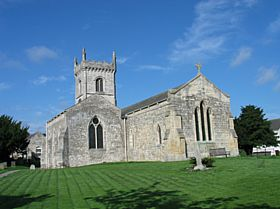 All Saints Church, Saxton © Norman Allen